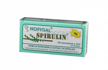 HOF.VIODANA - Crema Spirulin monodoze